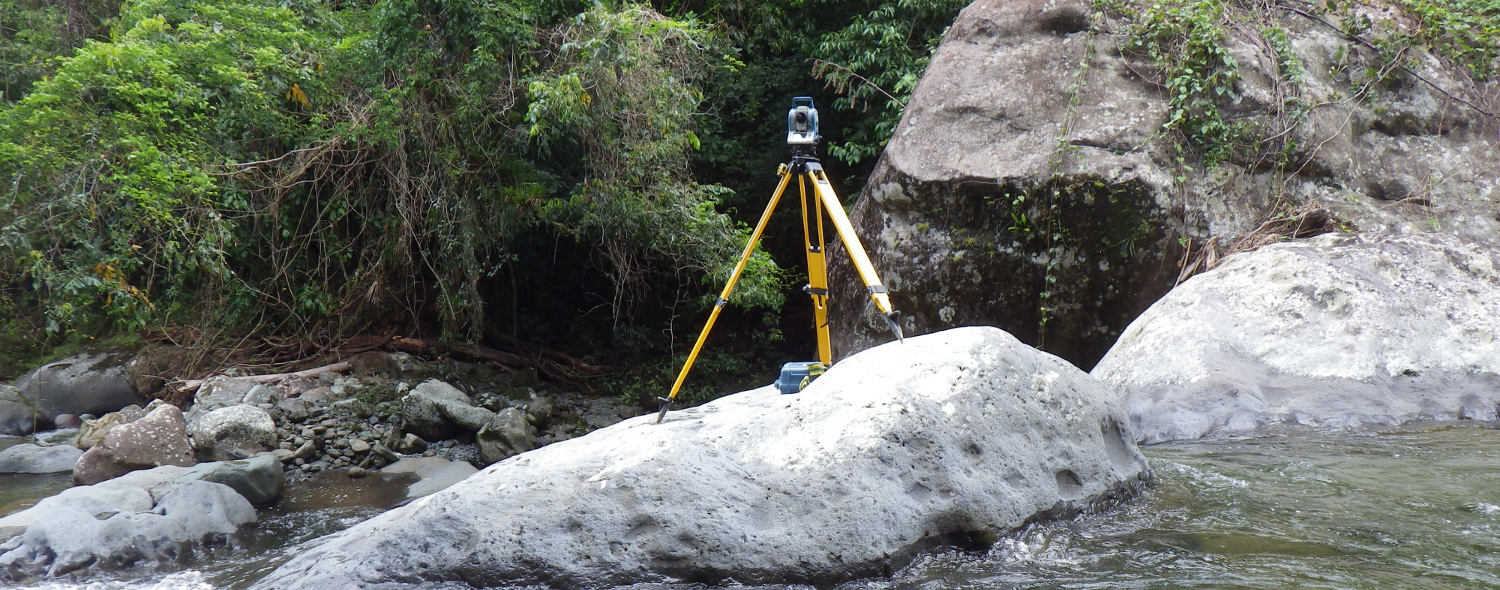 Geodesy and Topography